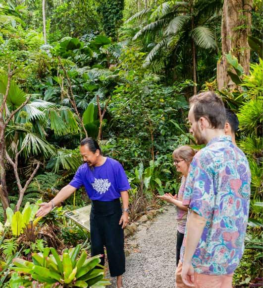 Tropicanal Spice Garden Tour