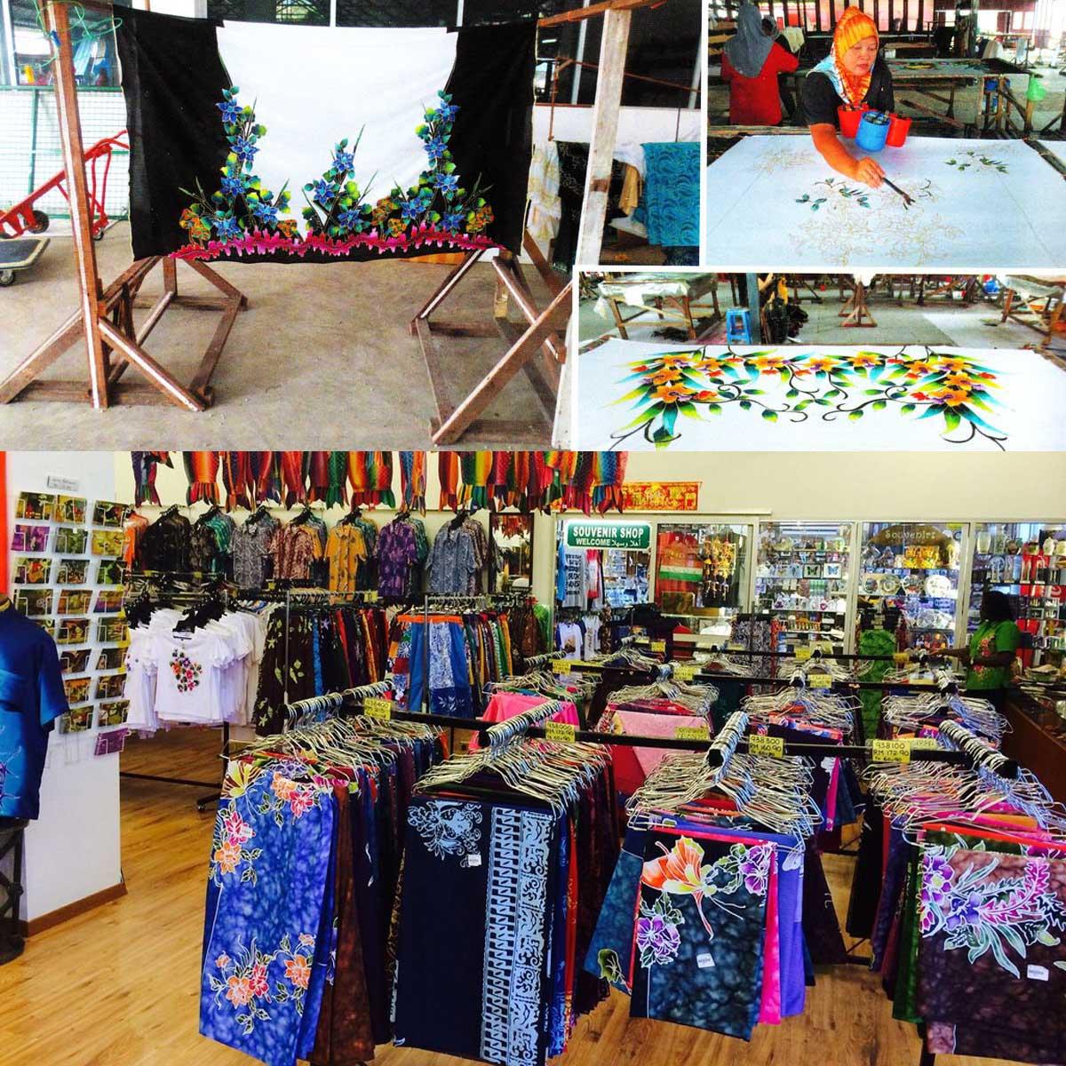 Batik Factory & Batik Shop