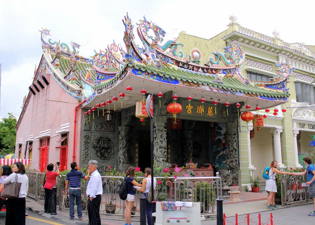 Choo Chay Keong Temples Penang